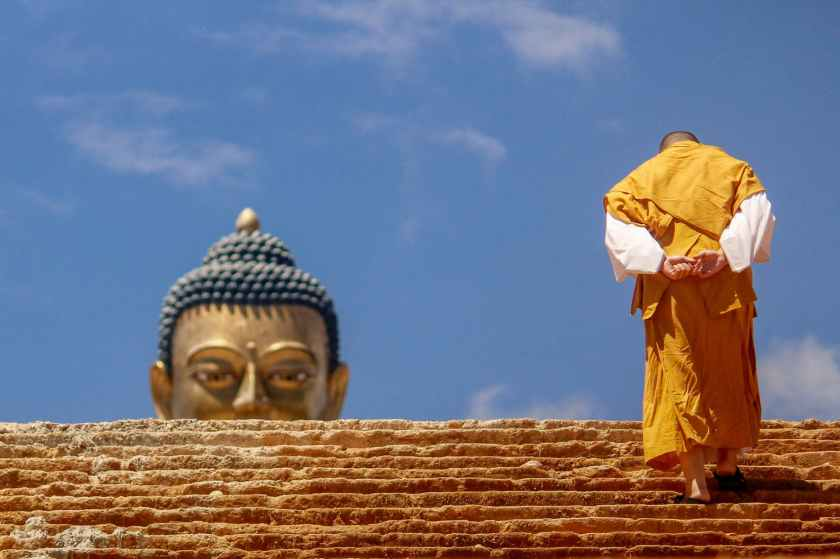 the relationship between Buddhism and psychology